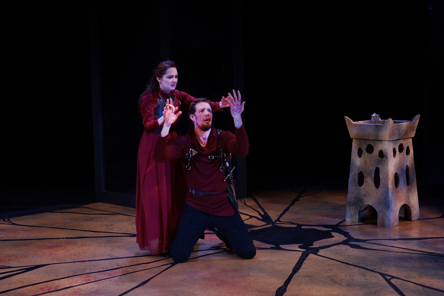 BWW Review: MACBETH at Park Square Theatre