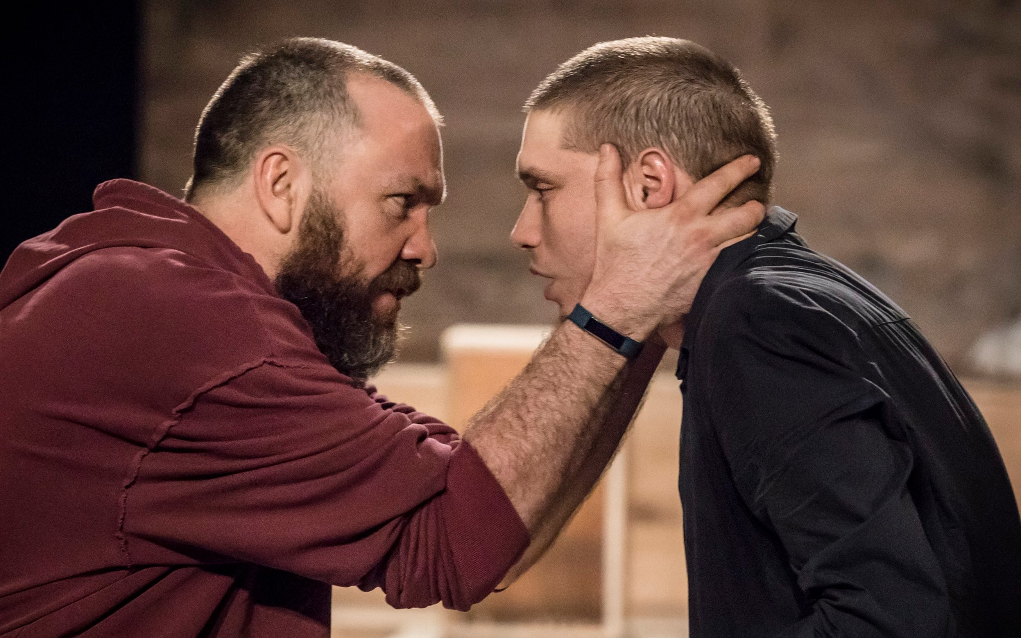 BWW Review: LIFE OF GALILEO, Young Vic