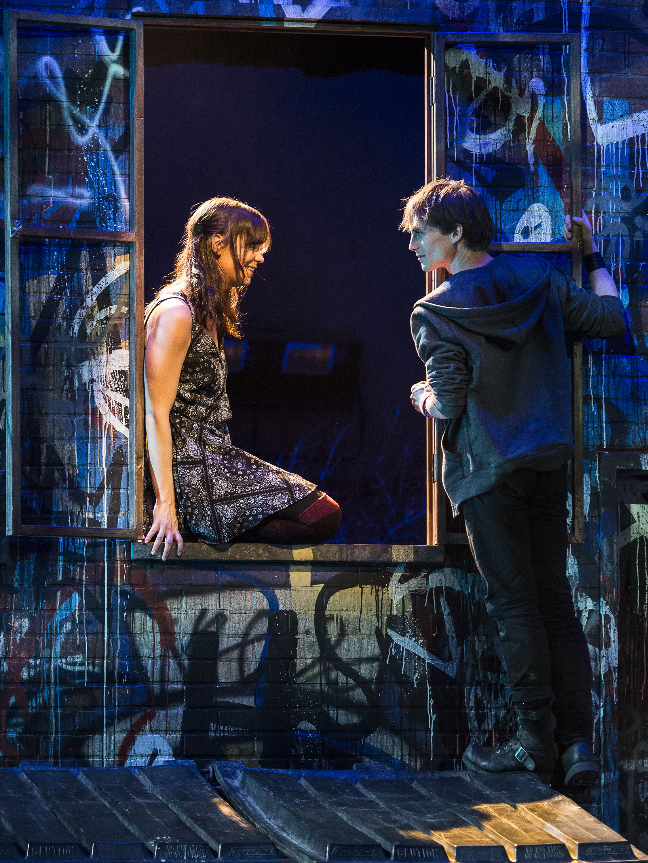 bww review romeo and juliet wrestle with and in a modern day world