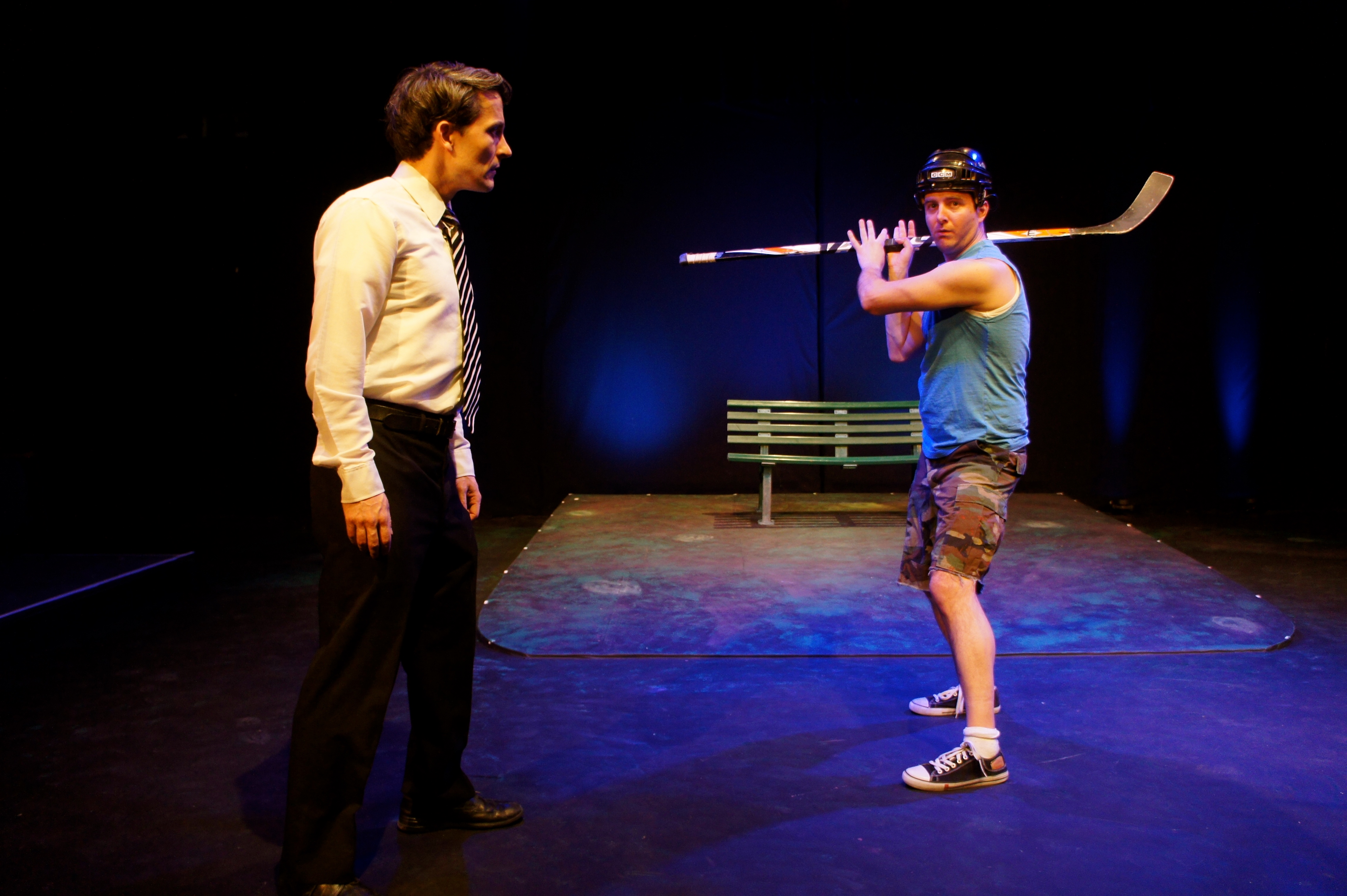 BWW Review: Ensemble's 2017 COLOMBI NEW PLAYS FESTIVAL Features OCCUPATION DAD at Ensemble