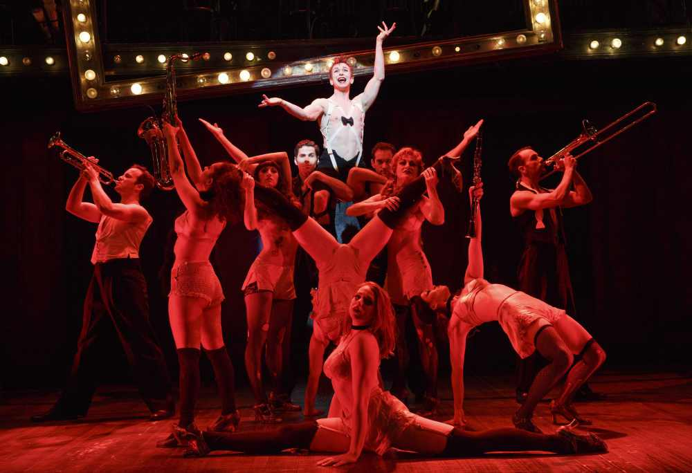 BWW Review: Scintillating CABARET at Shea's Buffalo Theatre