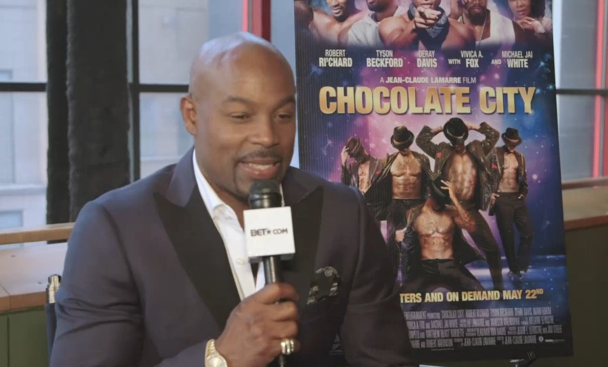 BET Looks Into World of Male Exotic Dancers in New Drama CHOCOLATE ...