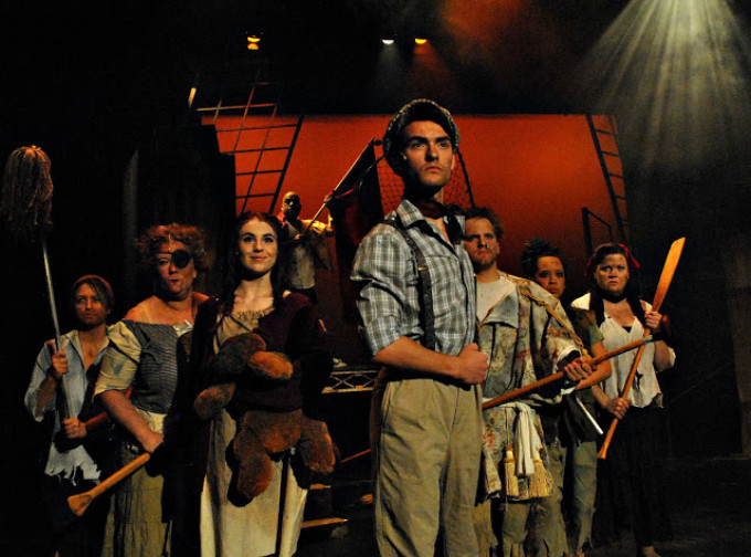 BWW Review: URINETOWN at Mesa Encore Theatre