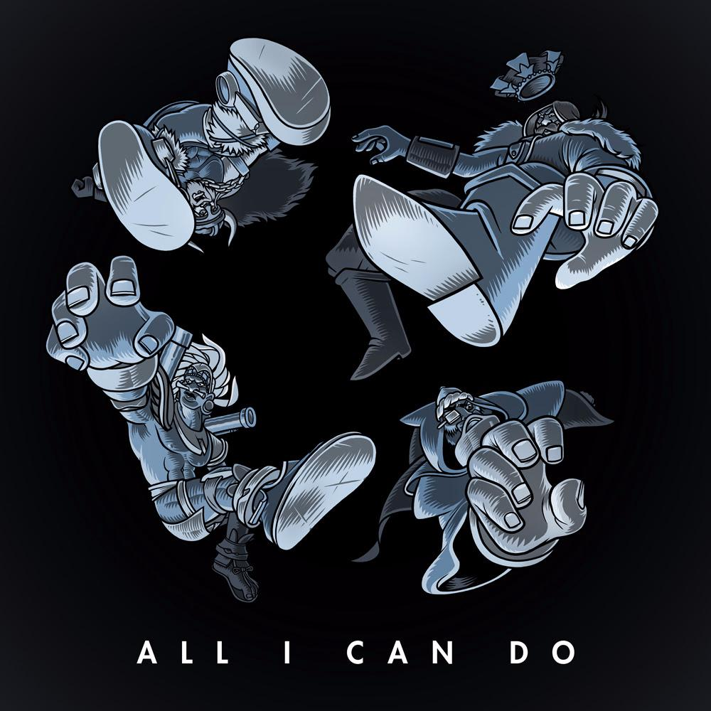 Image result for all i can do bad royale lyrics
