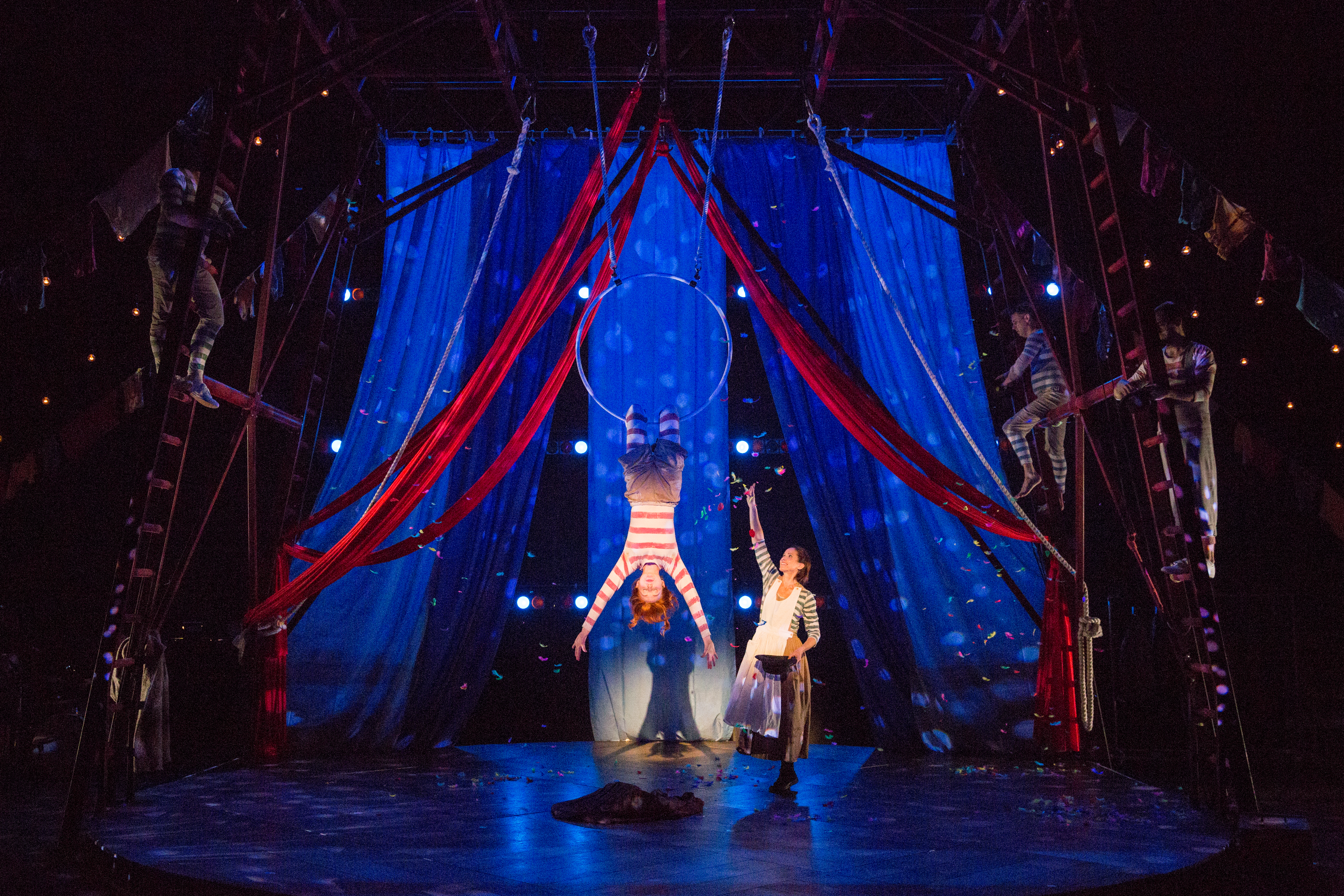 BWW Review: HETTY FEATHER at Delaware Theatre Company