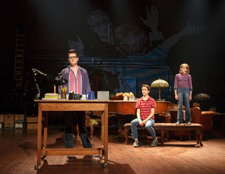 BWW Review: FUN HOME at Kauffman Center