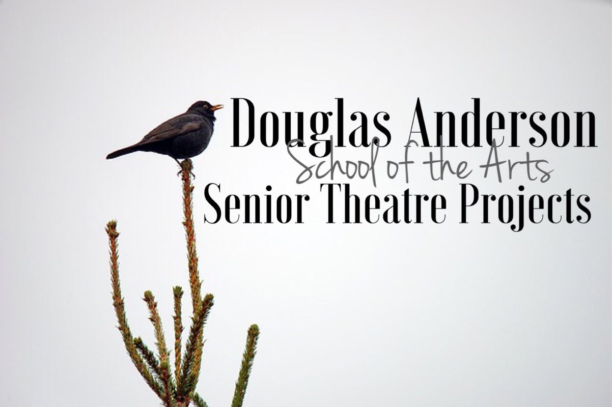 BWW Feature: SENIOR THEATRE SHOWCASE at Douglas Anderson School Of The Arts, with Interviews