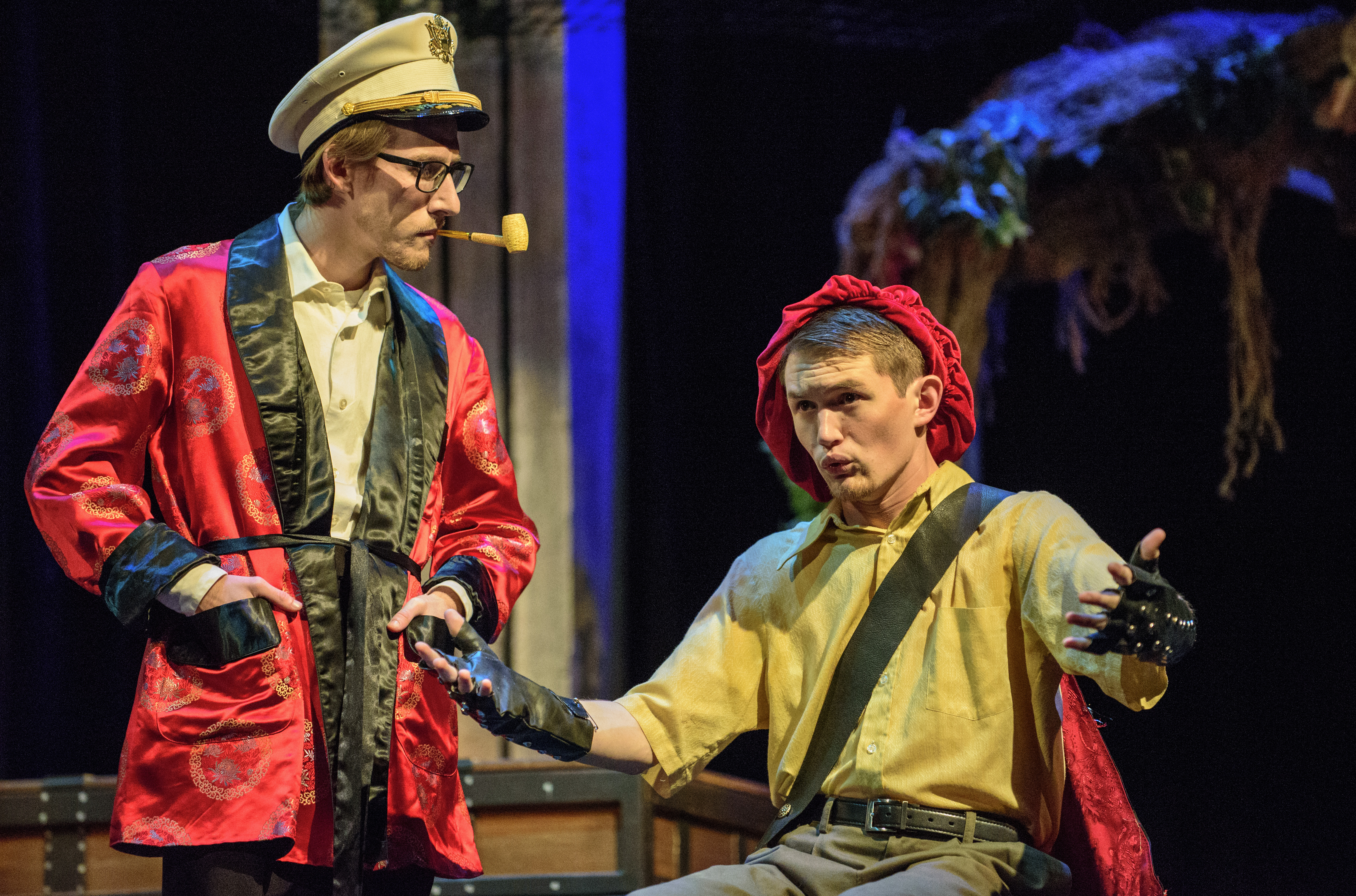 Bww Review Curate Shakespeare As You Like It At Tcc A