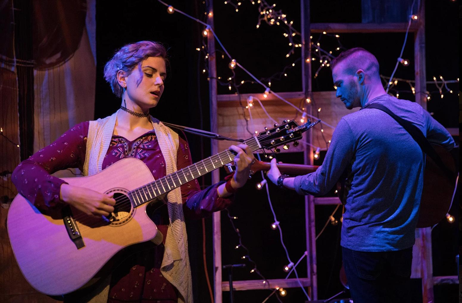 BWW Review: THE MAGI Brings Love and Lyrics to The Hub Theatre