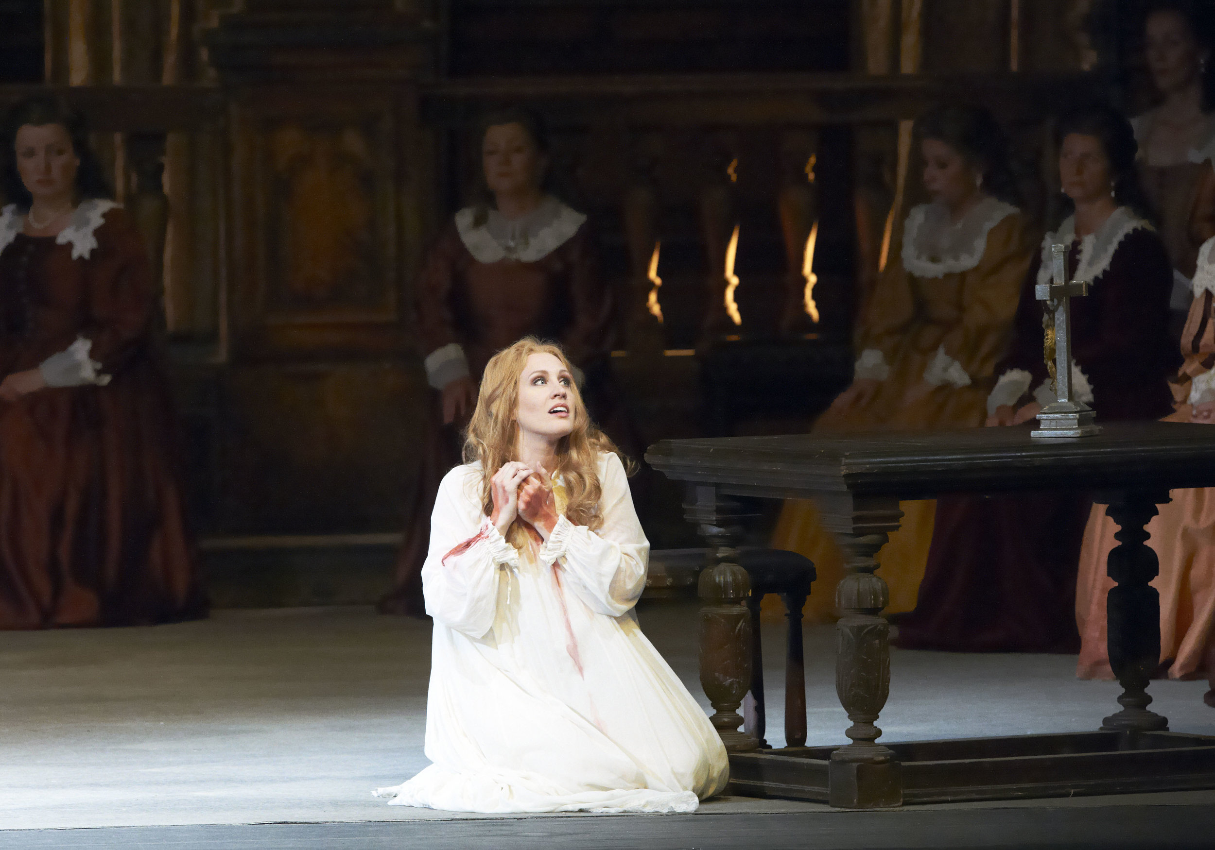 BWW Interview: Brenda Rae of LUCIA DI LAMMERMOOR at Santa Fe Opera