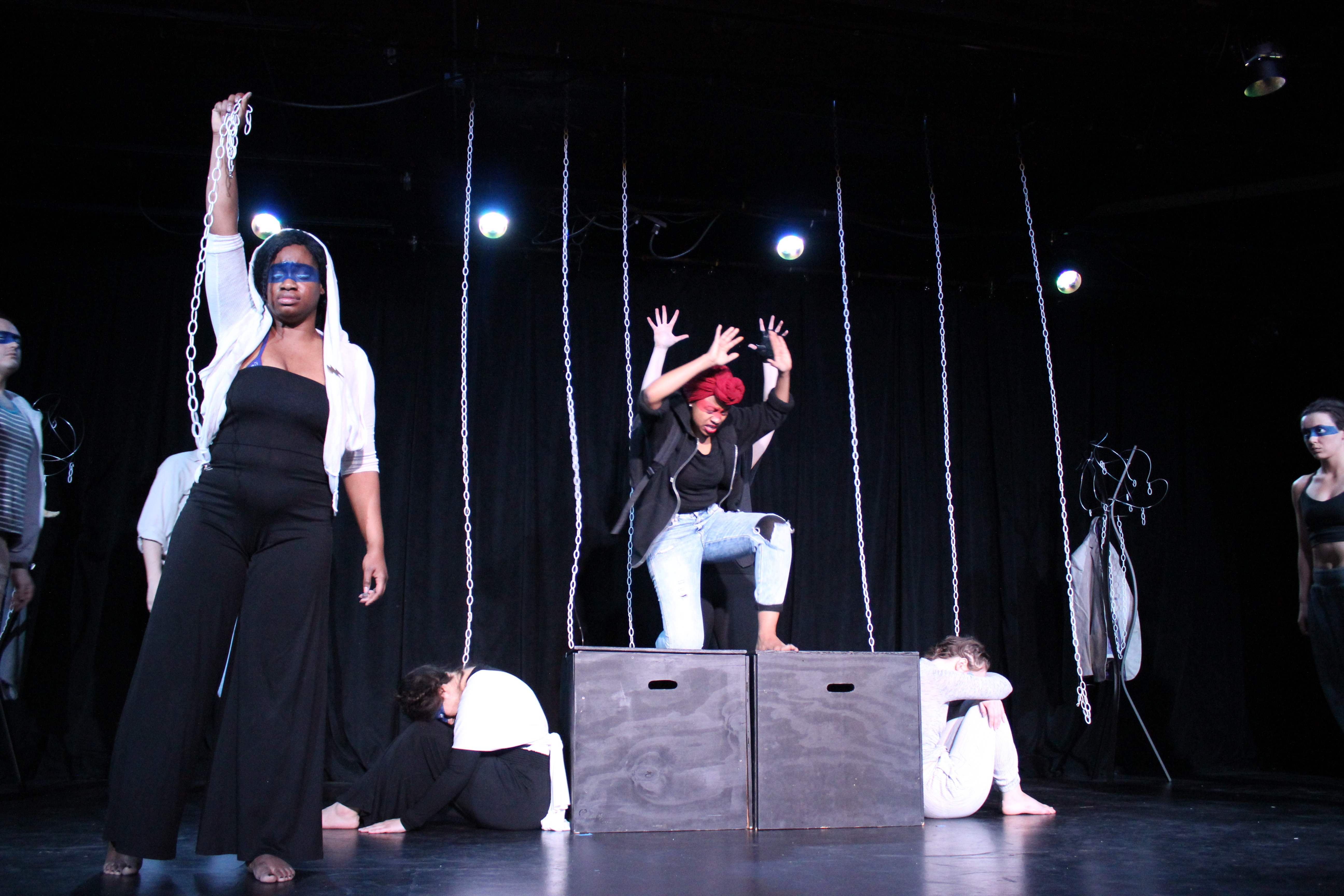 BWW Review: PROMETHEUS BOUND at Uprising Theater