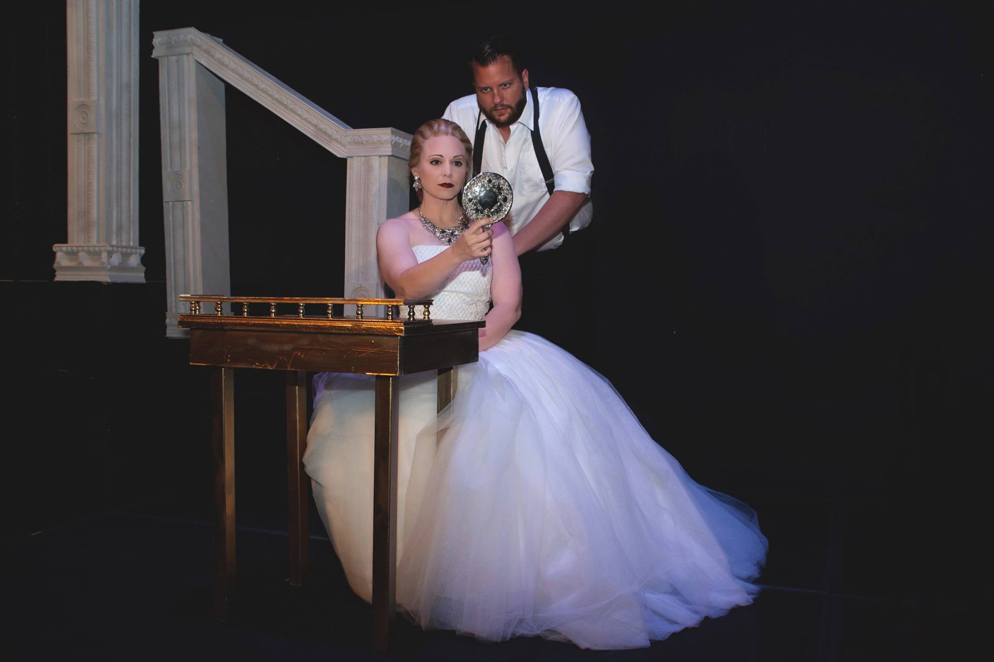 BWW Review: EVITA at Theatre Frisco