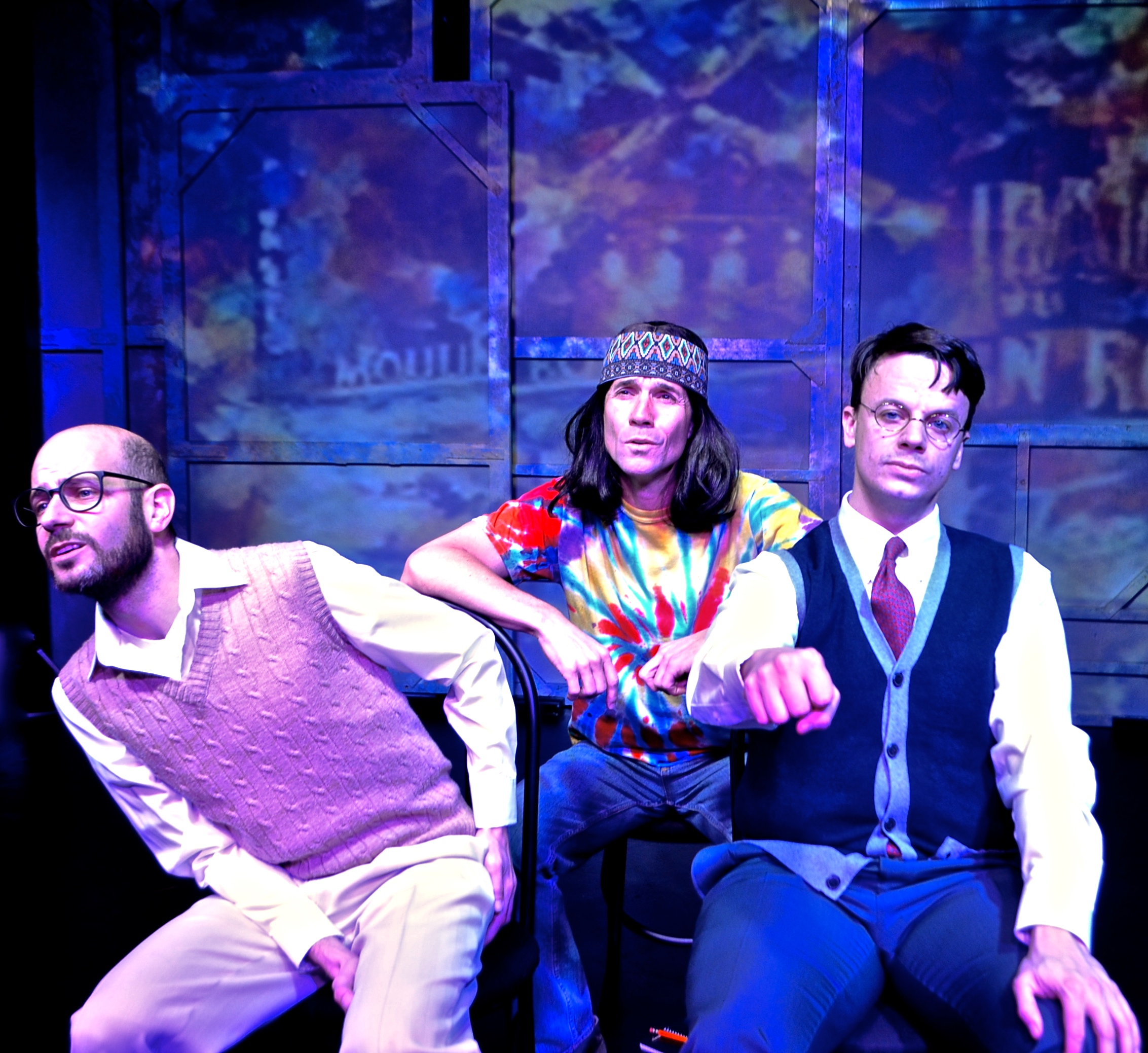 BWW Review: CVRep's A CLASS ACT is Enjoyable Musical Theatre