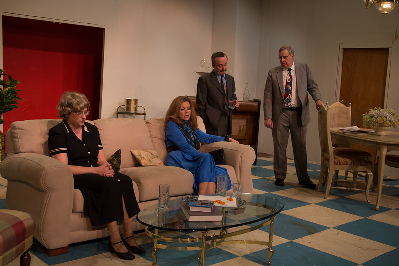 BWW Review: SOCIAL SECURITY at Oyster Mill Playhouse
