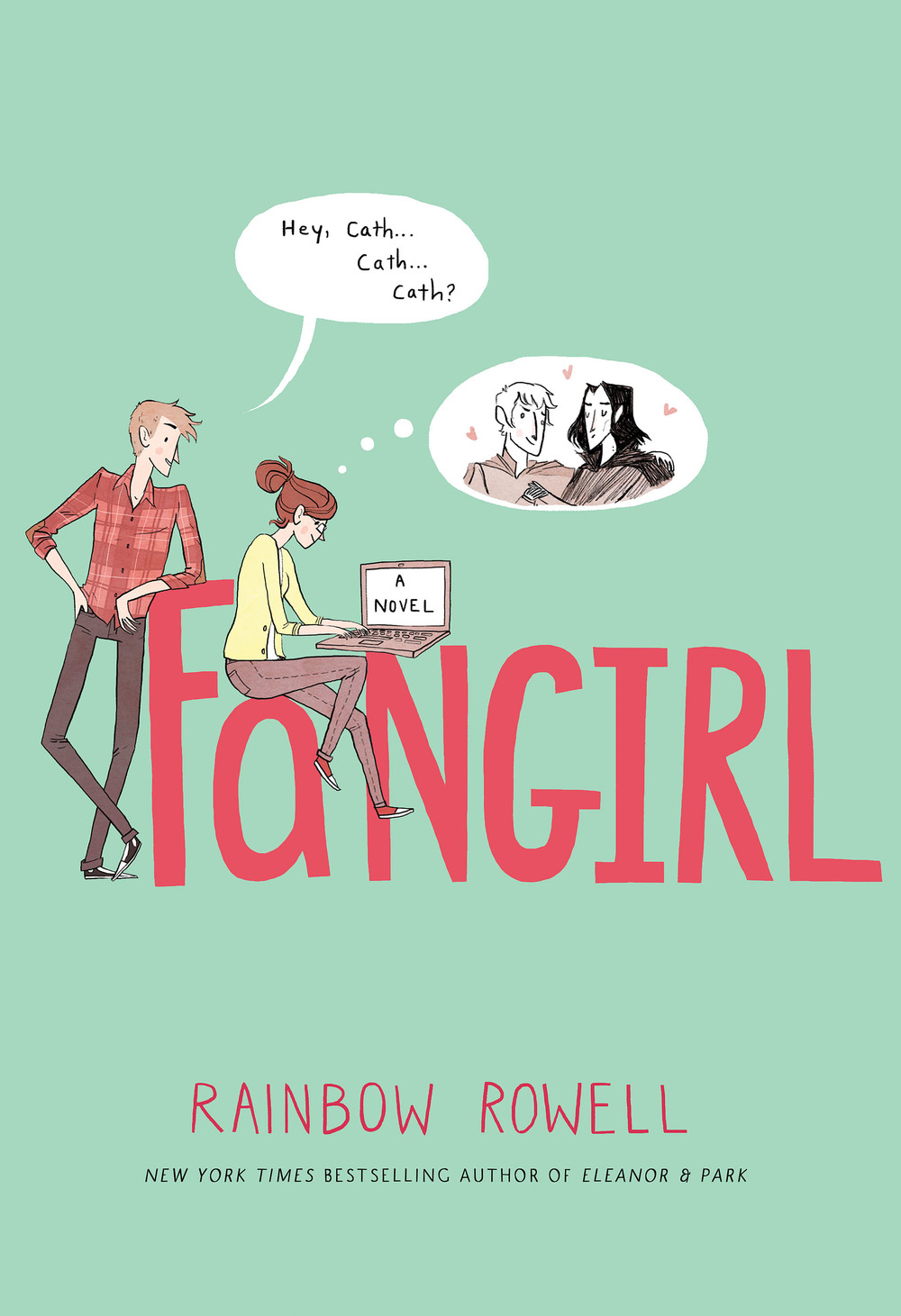 BWW Review: FANGIRL by Rainbow Rowell