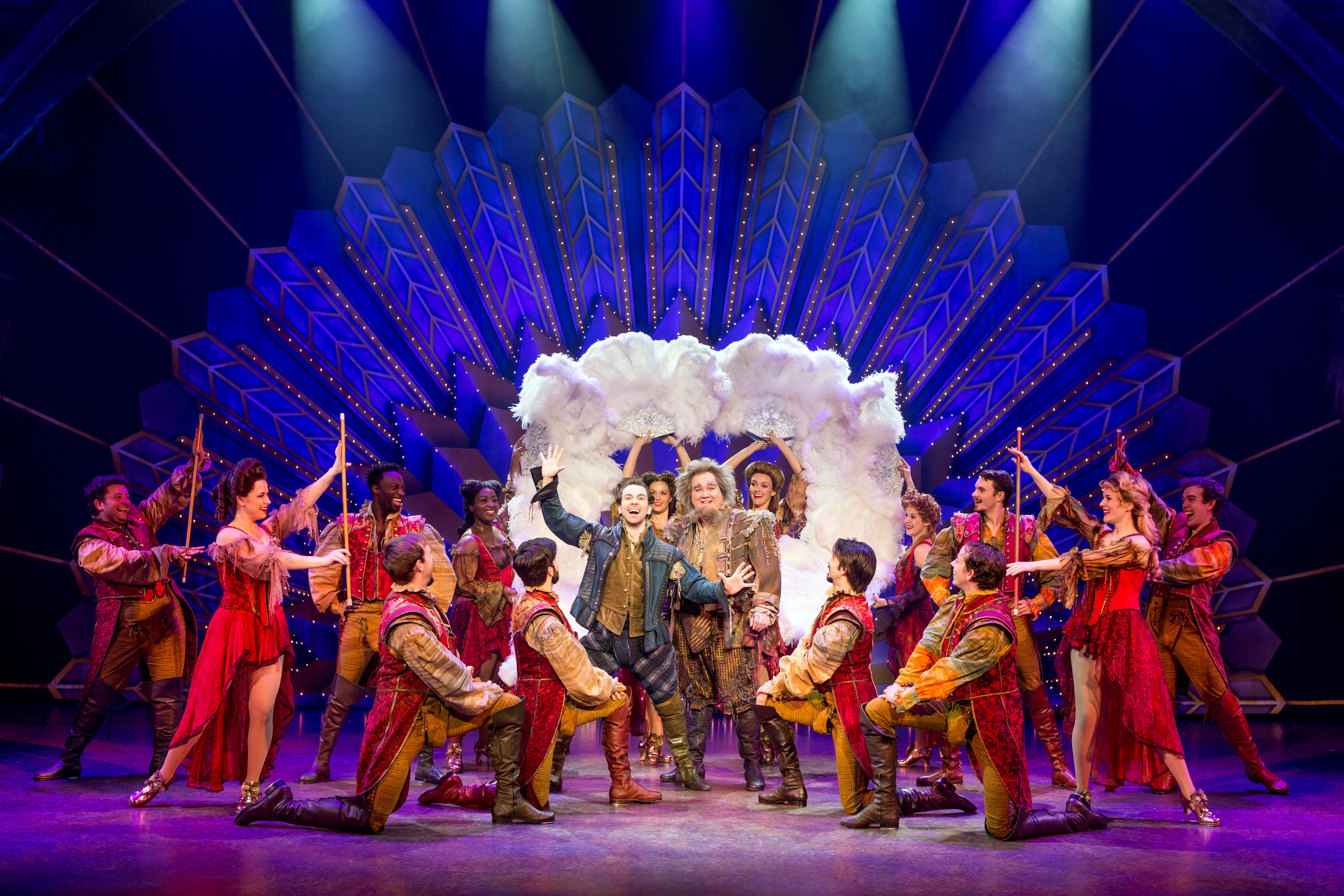 BWW Review: SOMETHING ROTTEN! Is Great Witty Tuneful Fun