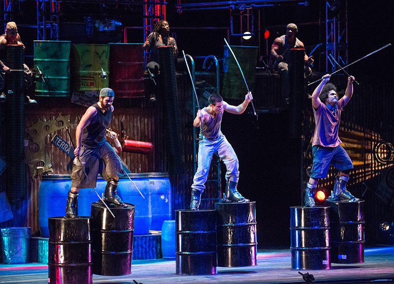 BWW Review: STOMP at Dallas Summer Musicals
