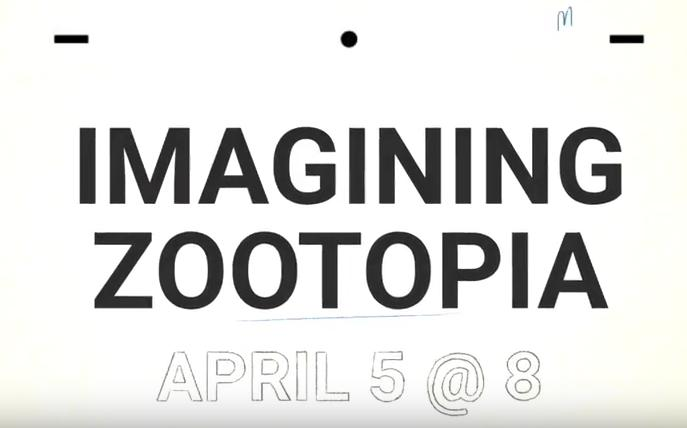 Imaging Zootopia – A documentary diving into the creation and production of Zootopia! O.M.Goodness it is awesome!