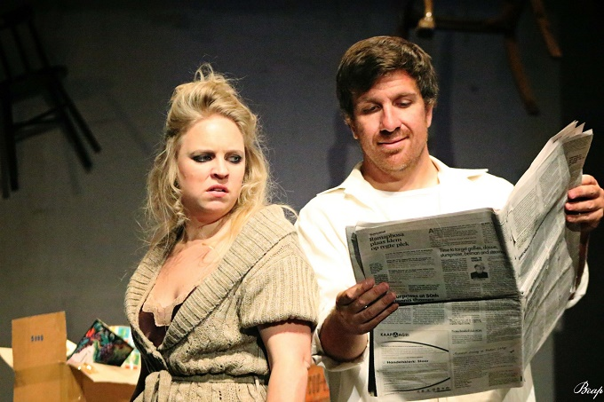 Drama, Improv and Music Take the Stage at Masque Theatre this May