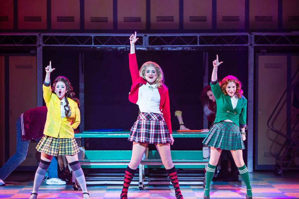 BWW Review: HEATHERS rules at TUTS Underground