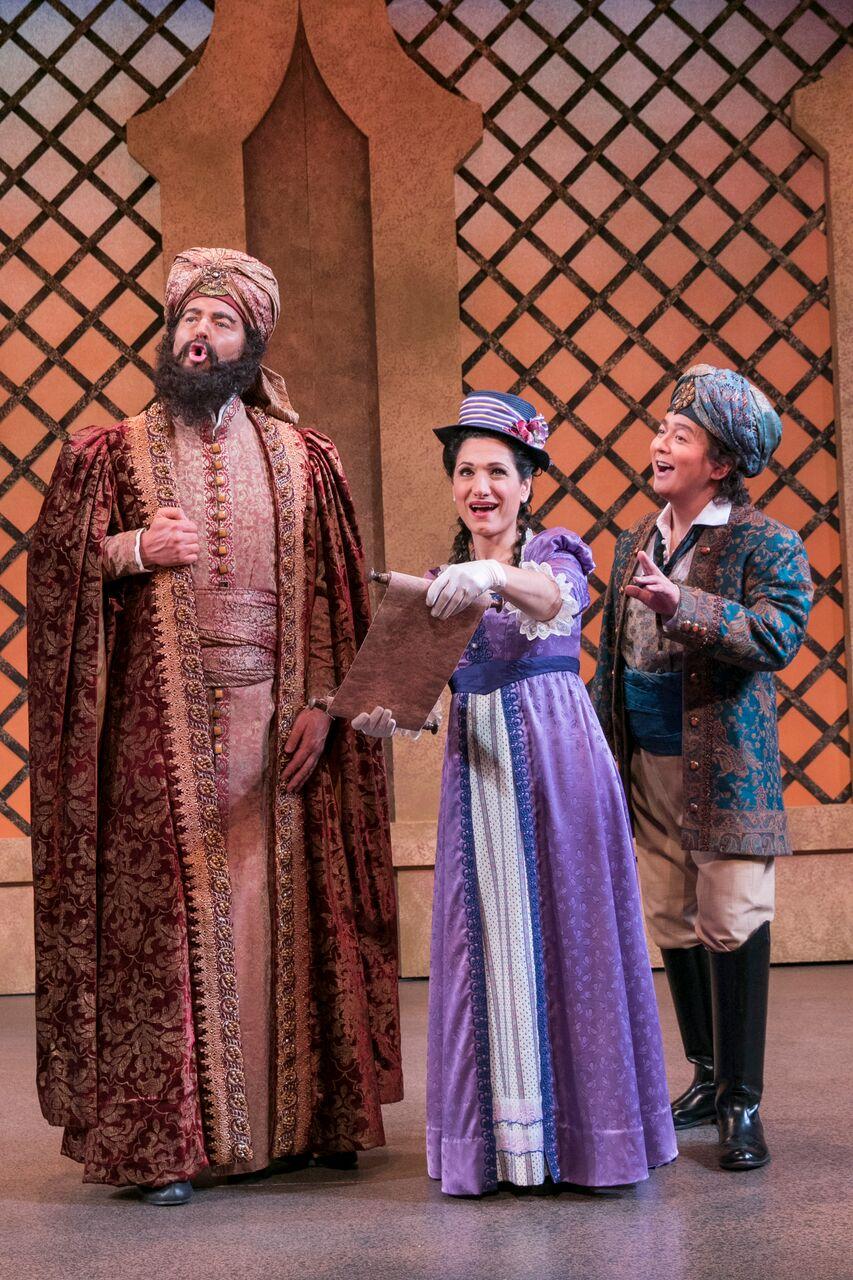 BWW Review: L'ITALIANA IN ALGERI at Sarasota Opera House