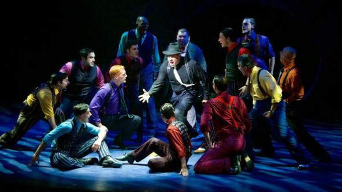 BWW Review: GUYS AND DOLLS at The Wick Theatre