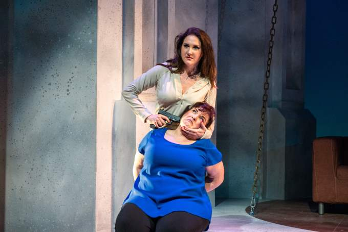 BWW Review: STRIPPED at Zoetic Stage