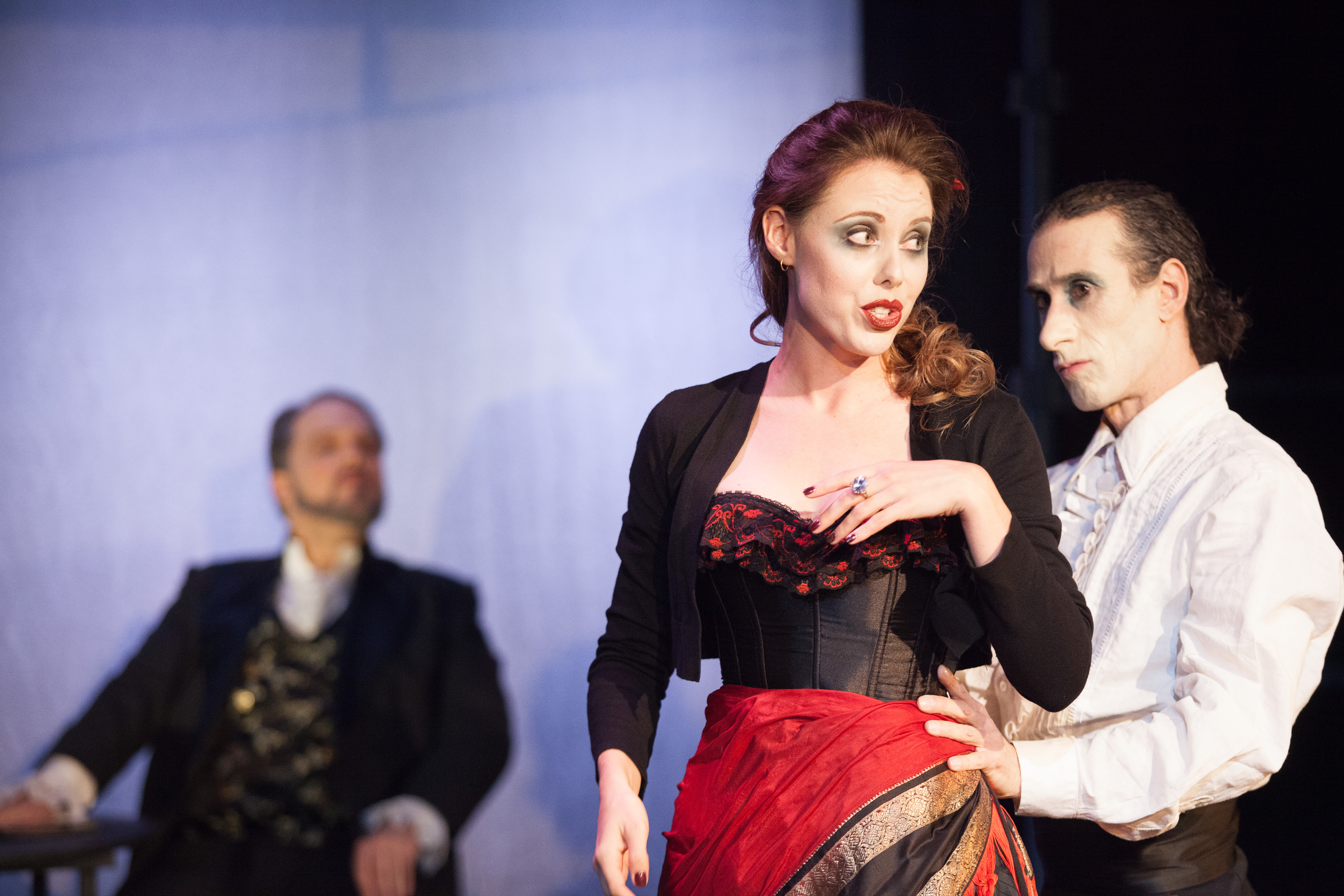 BWW Review: LOVE, SEX AND DEATH – CABARET OPERA at The Madrigal Room, At The Opera Studio