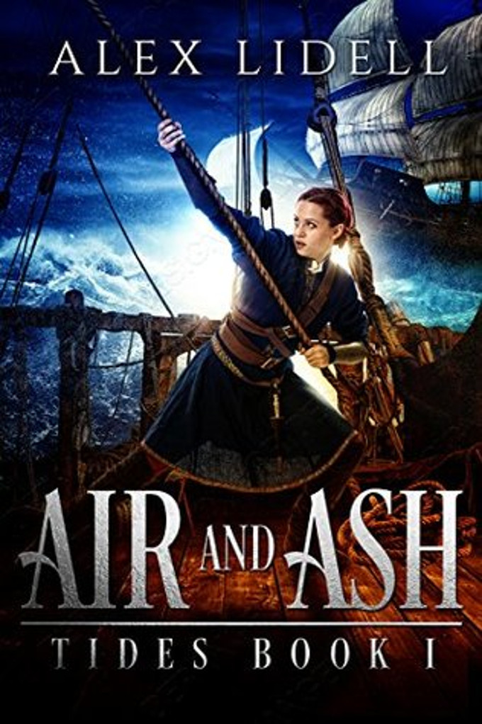 BWW Review: AIR AND ASH by Alex Lidell