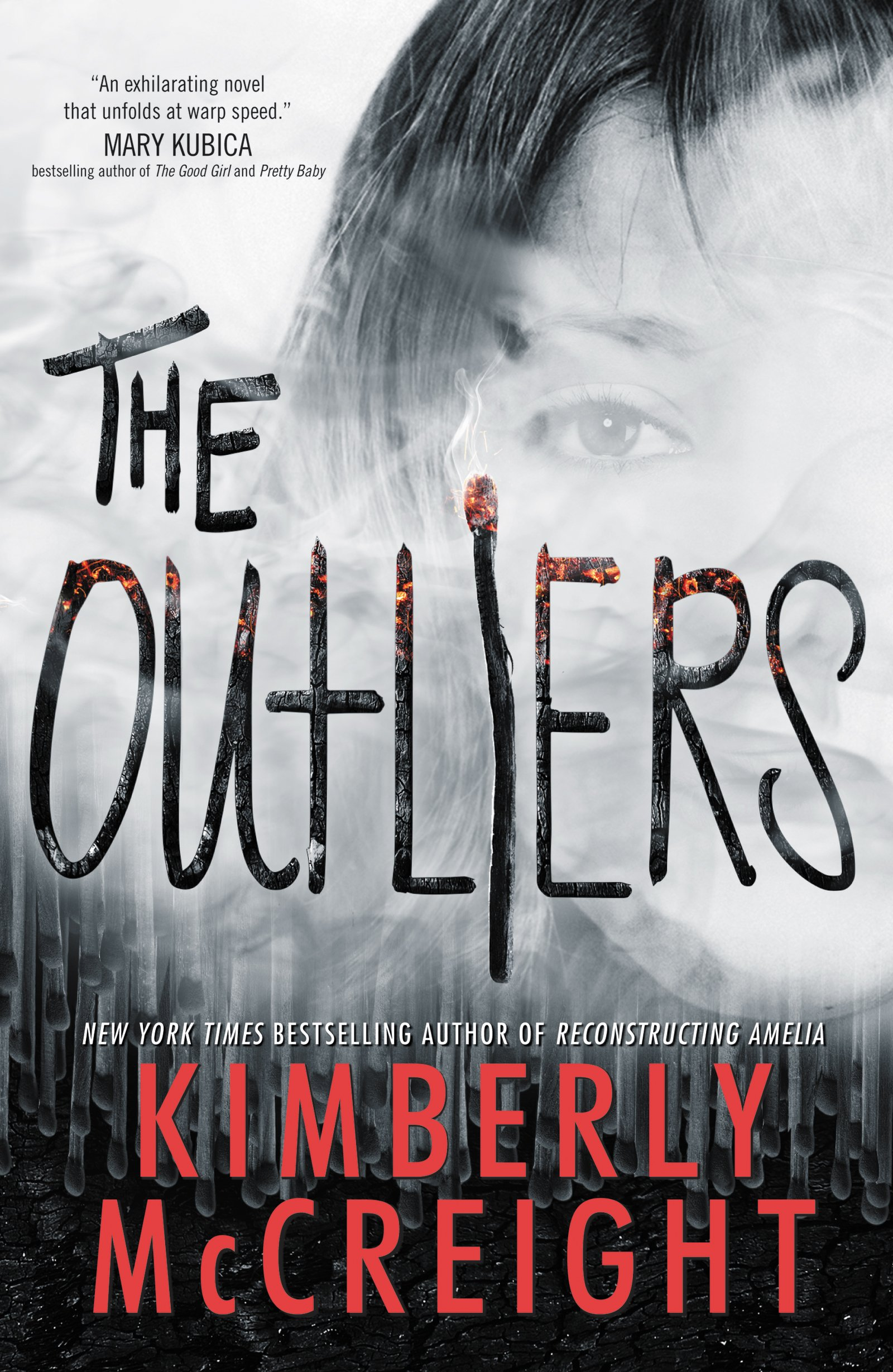 BWW Review: THE OUTLIERS by Kimberly McCreight