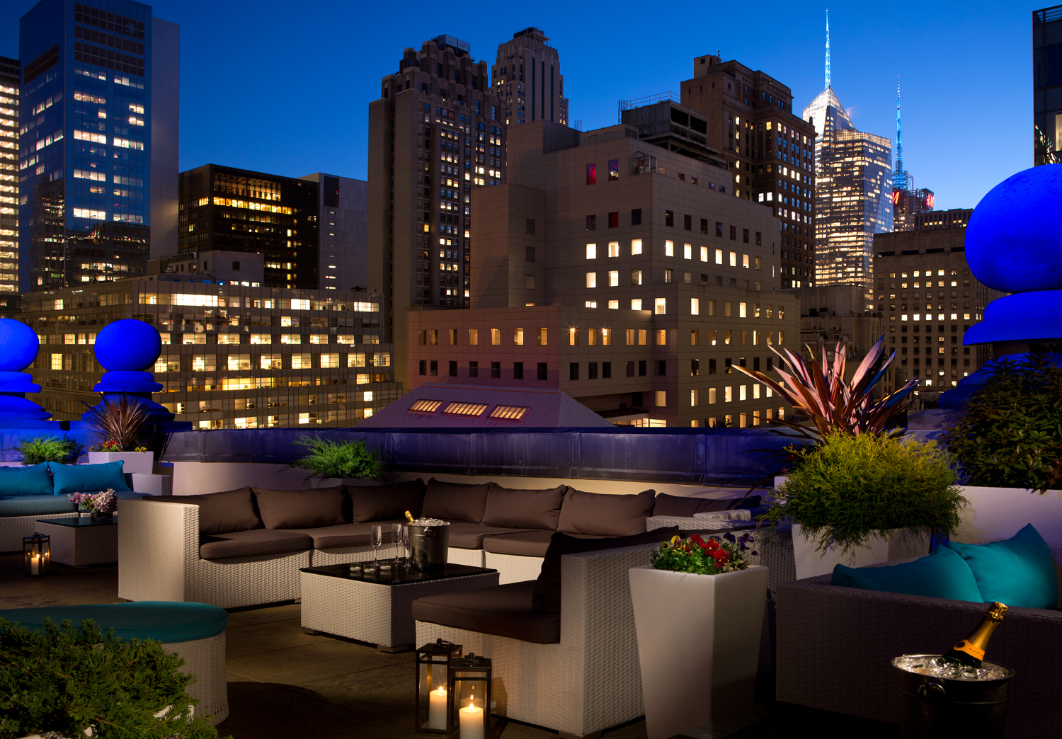 Bww Preview Mad46 Rooftop Lounge In Midtown Manhattan