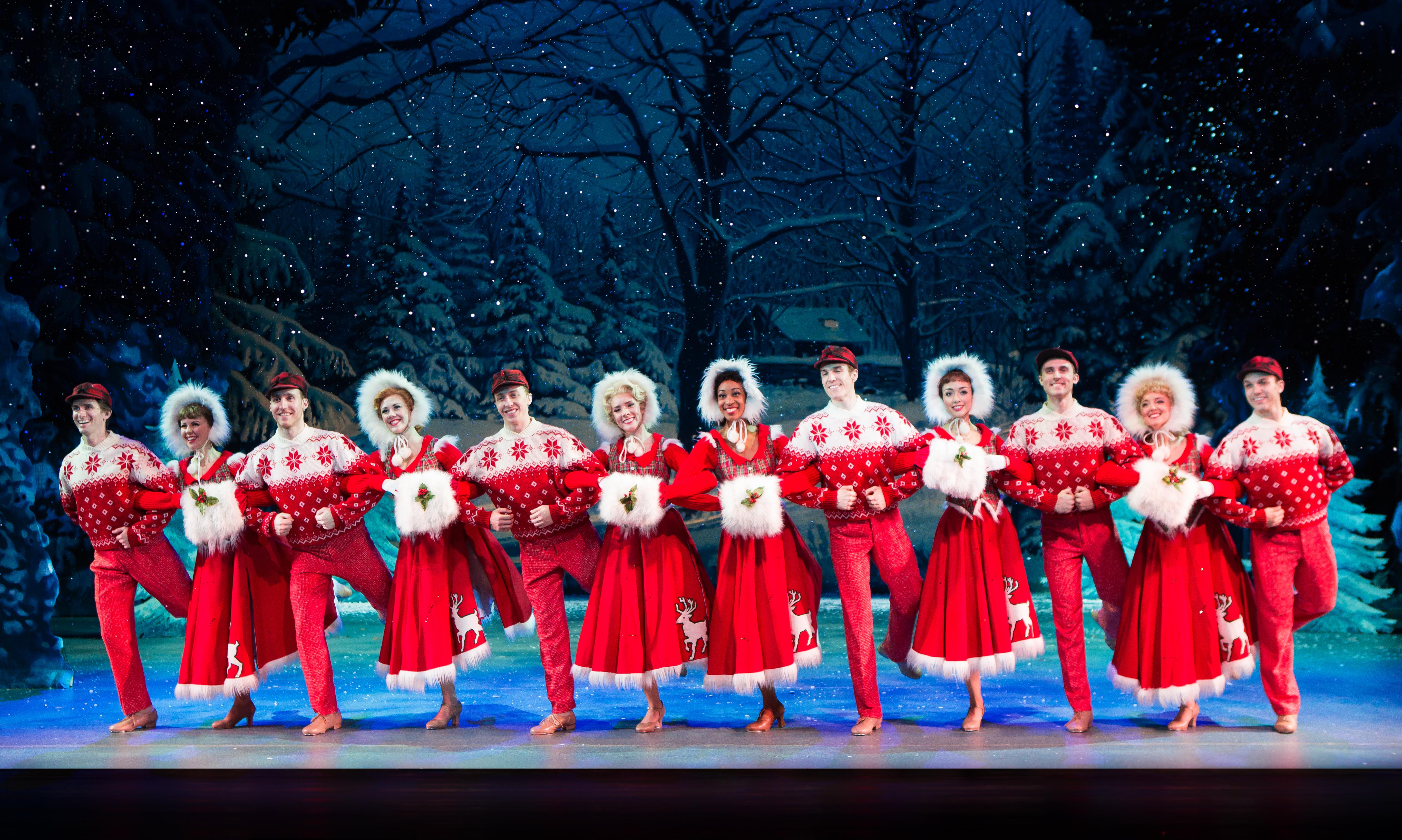 Review: WHITE CHRISTMAS at Broadway Sacramento