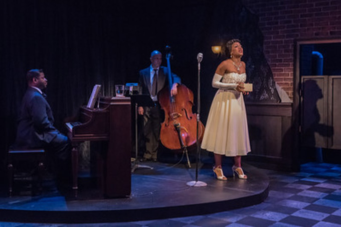 BWW Review: Capital City Theatre's LADY DAY AT  EMERSON'S BAR AND GRILL at The Overture Jazz's Up Madison