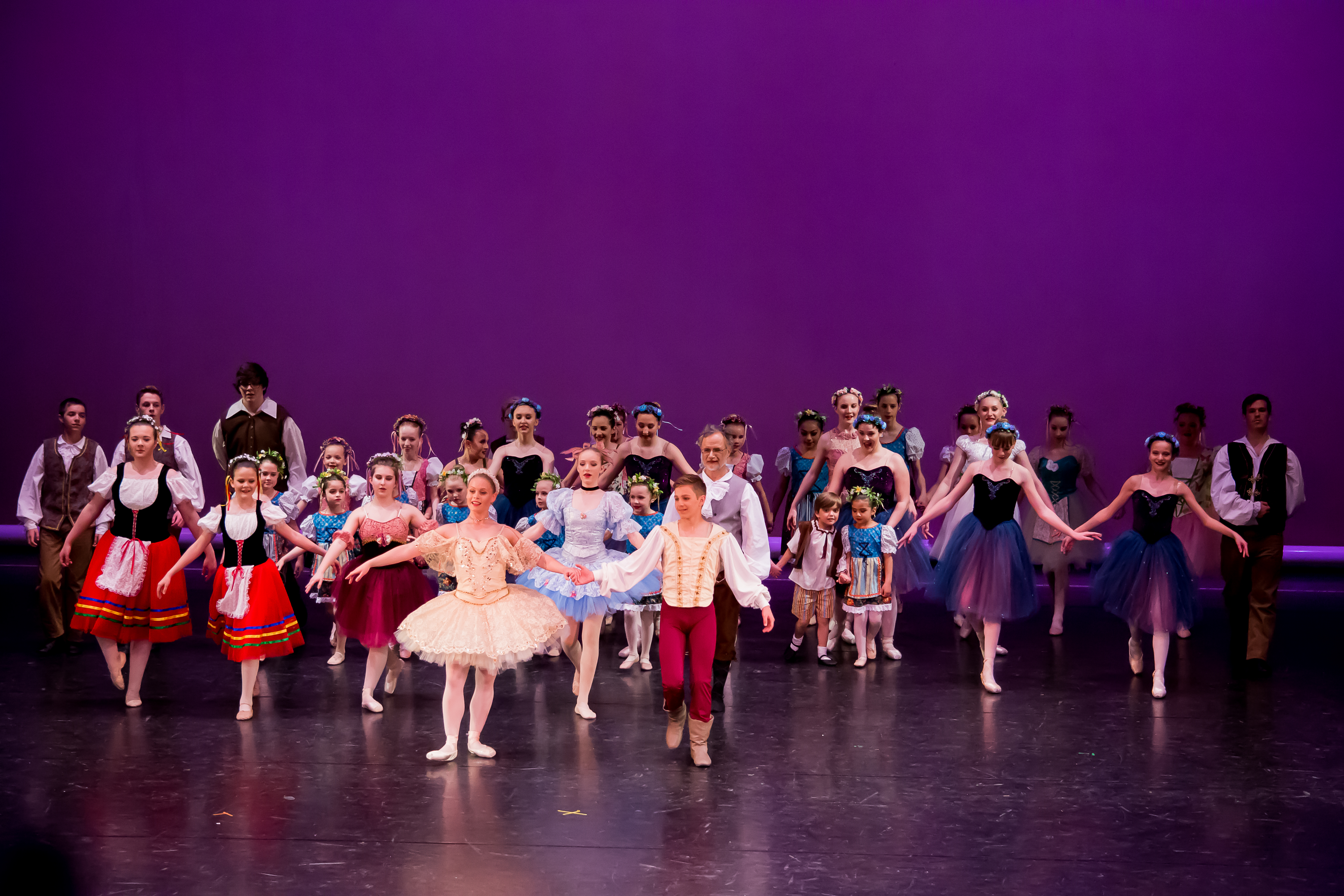 BWW Review: COPPELIA at Les Bois Junior Ballet
