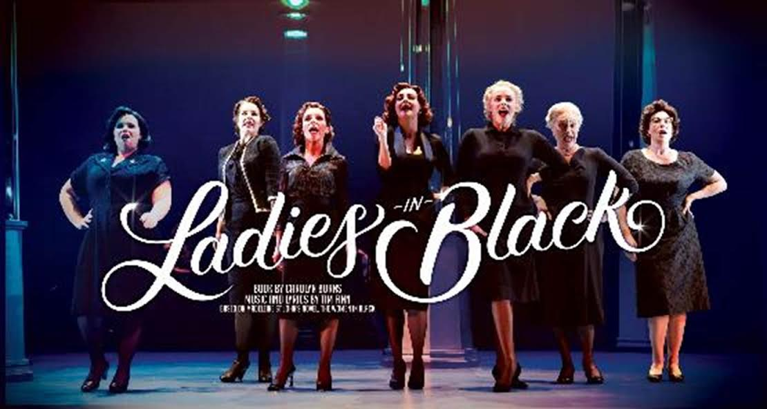 BWW REVIEW: Award Winning Australian Musical LADIES IN BLACK Puts 1950's Women and Australian Culture In the Spotlight With Class, Comedy and Captivating Music