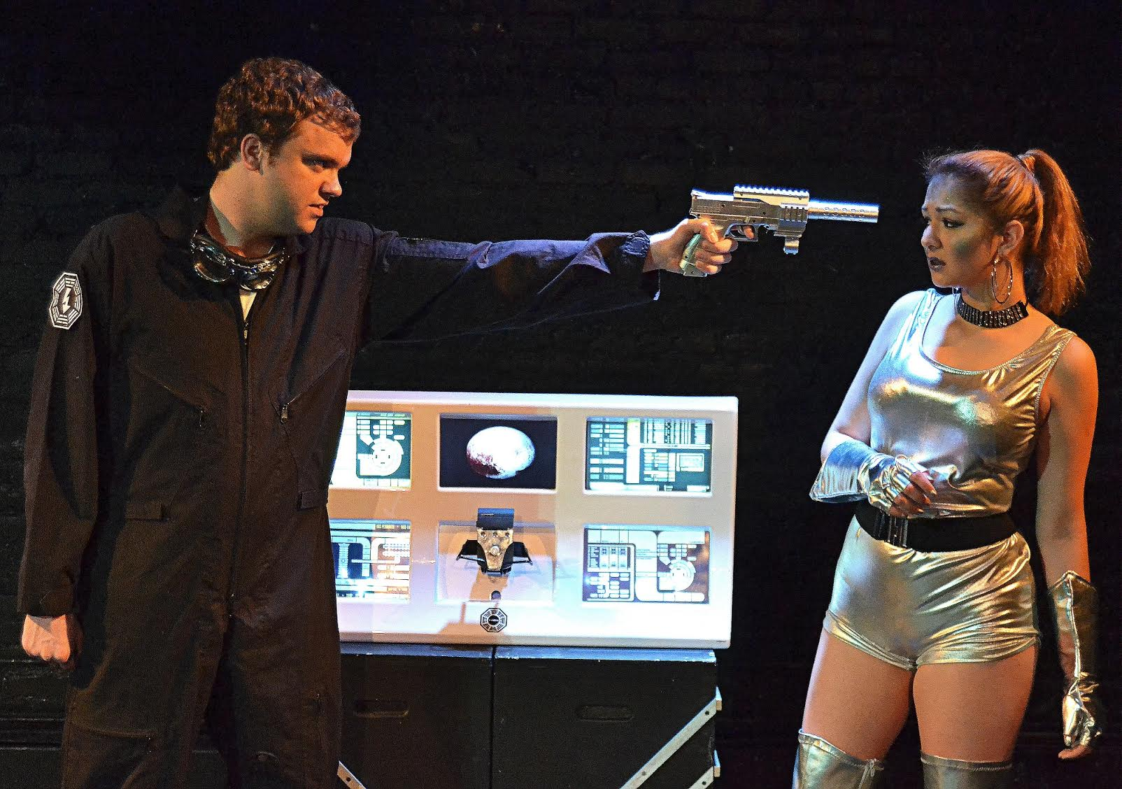 BWW Review: THE FINAL VOYAGE OF X MINUS ONE at Counter-Productions Theatre Company