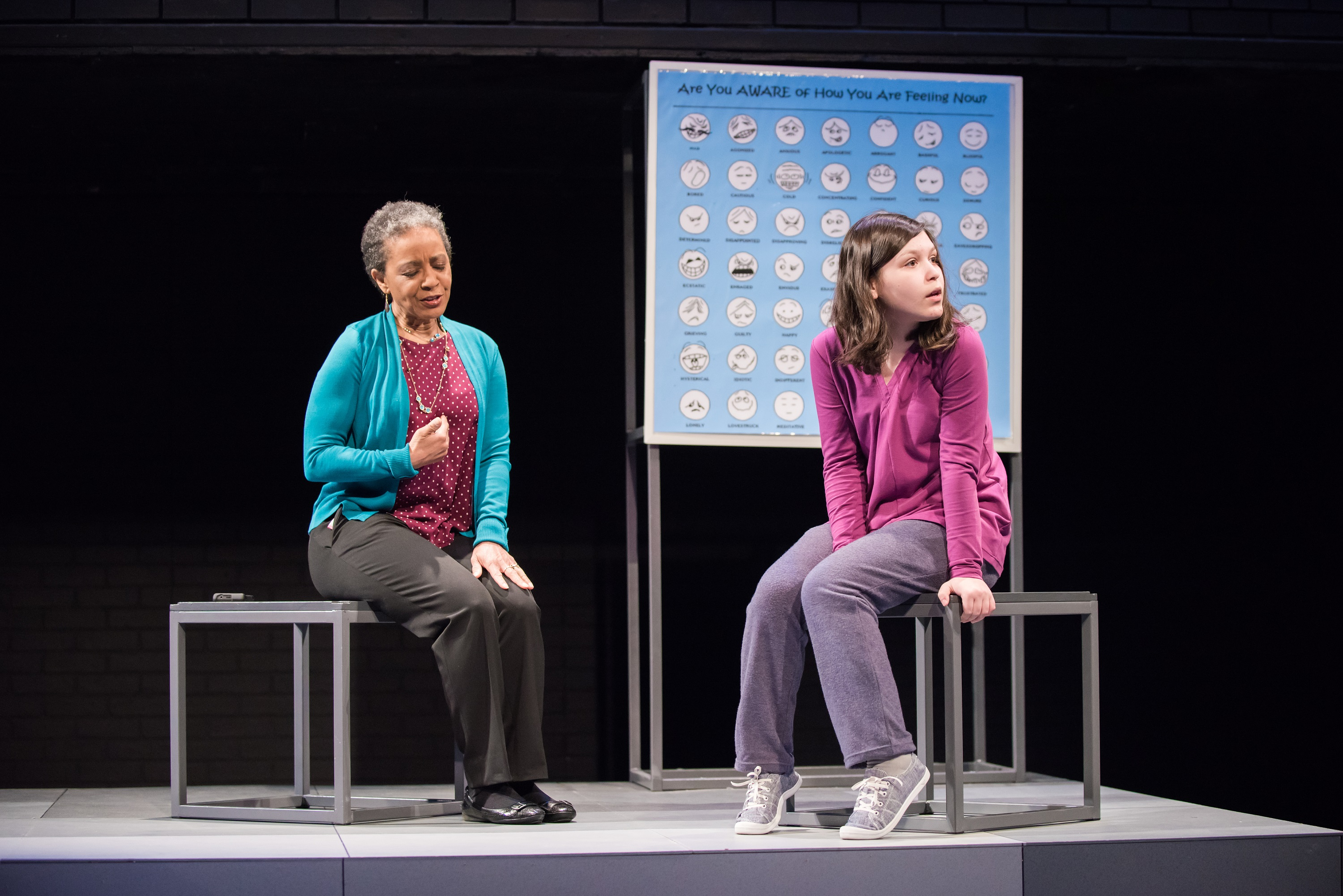 BWW Review: First Stage Offers Persistence in Tough and Tenderhearted MOCKINGBIRD