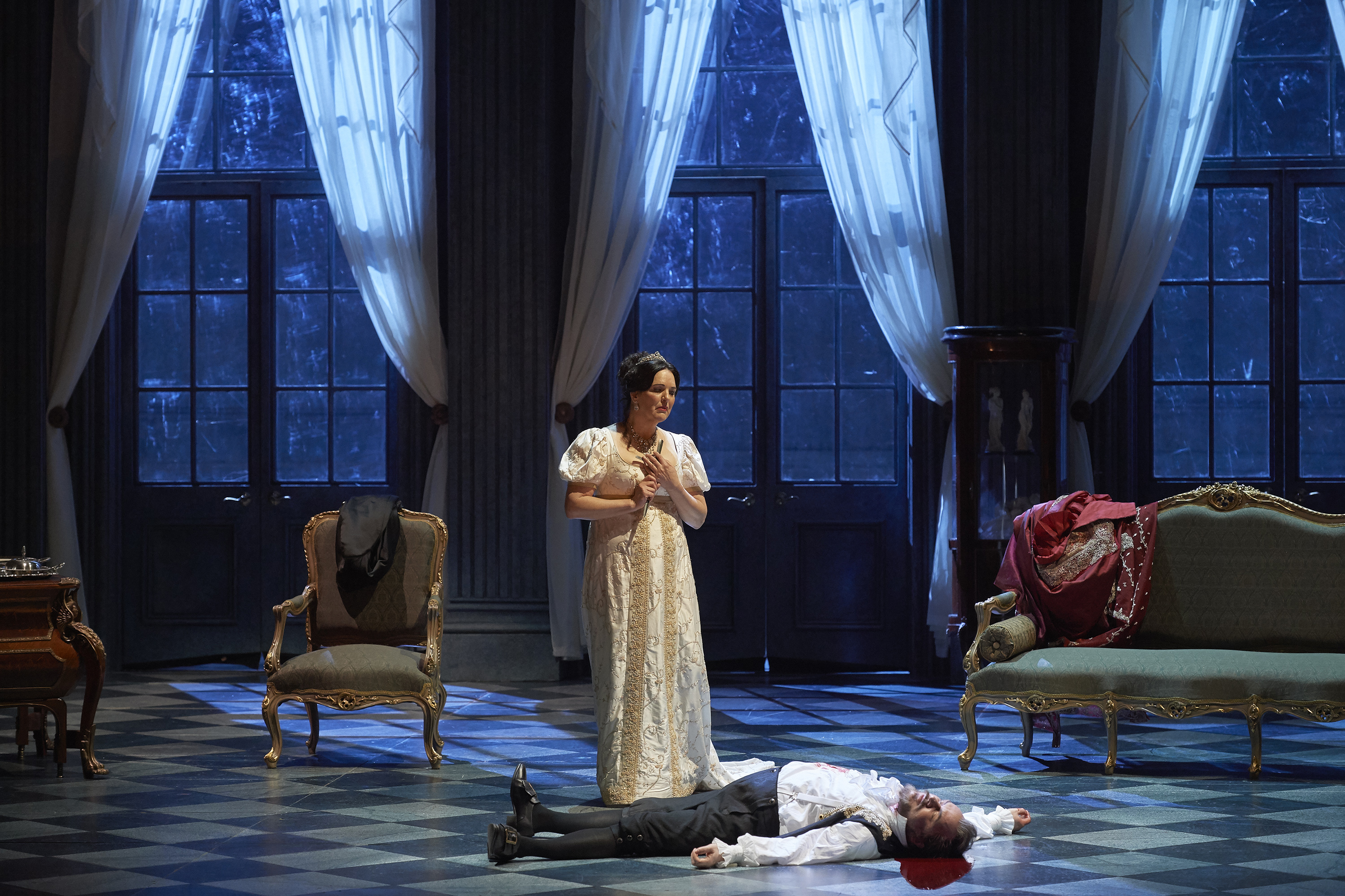 BWW Review: Canadian Opera Company's TOSCA is a Total Triumph
