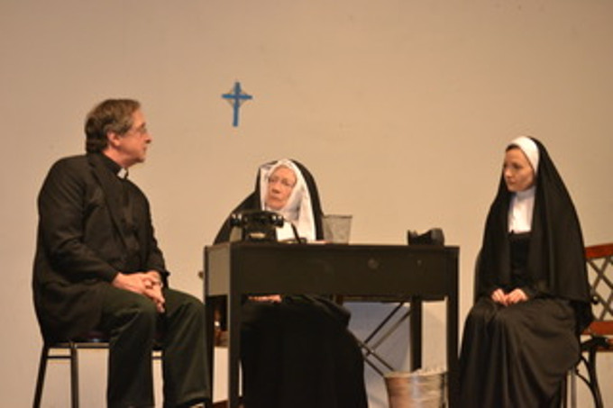 BWW Review: DOUBT at Theater 294