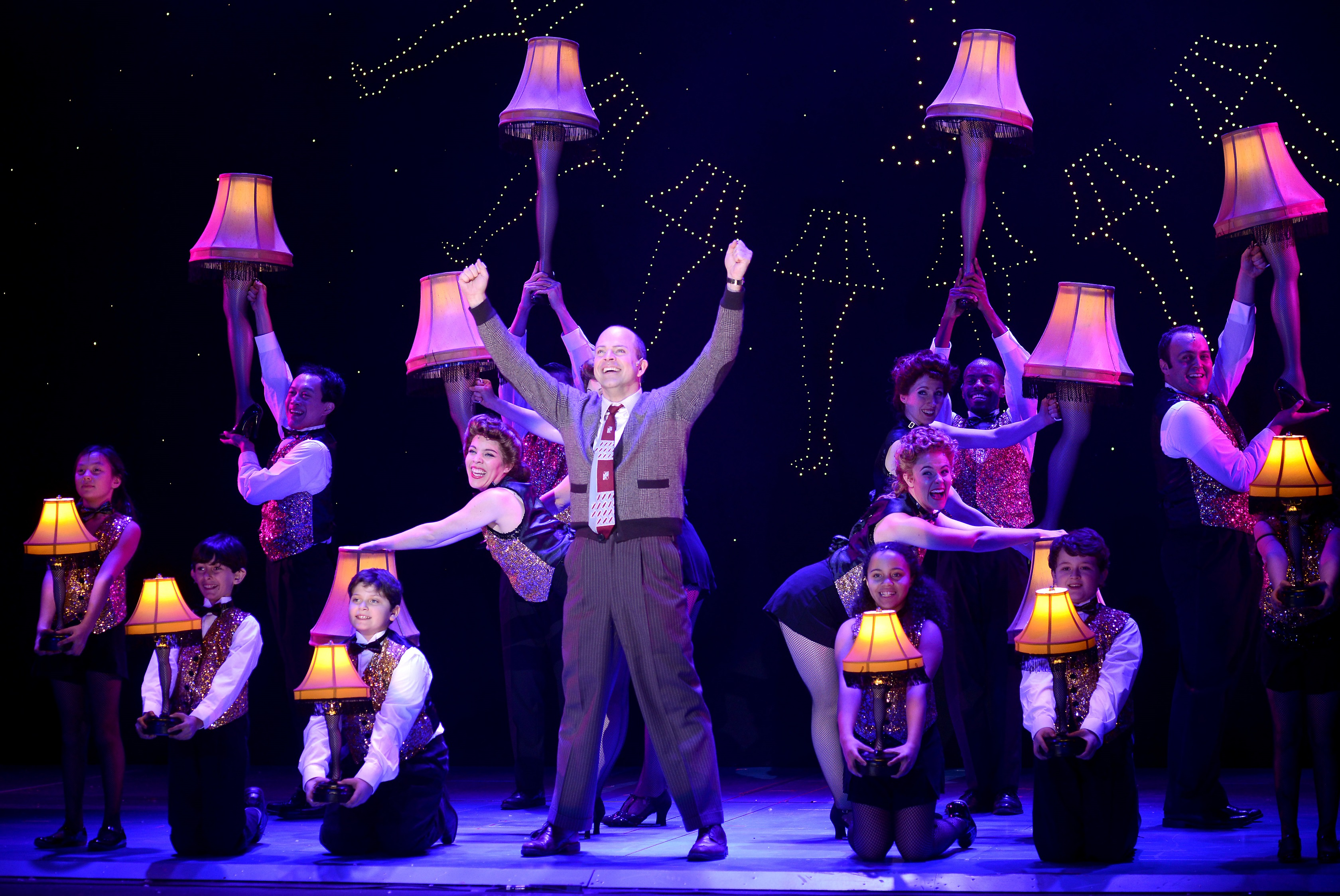 BWW Review: A CHRISTMAS STORY, THE MUSICAL at Shea's Buffalo Theatre