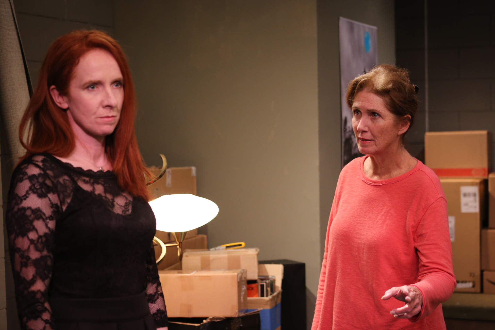 BWW Review:  Well-Written and Performed SALVAGE Fascinates at None-Too-Fragile