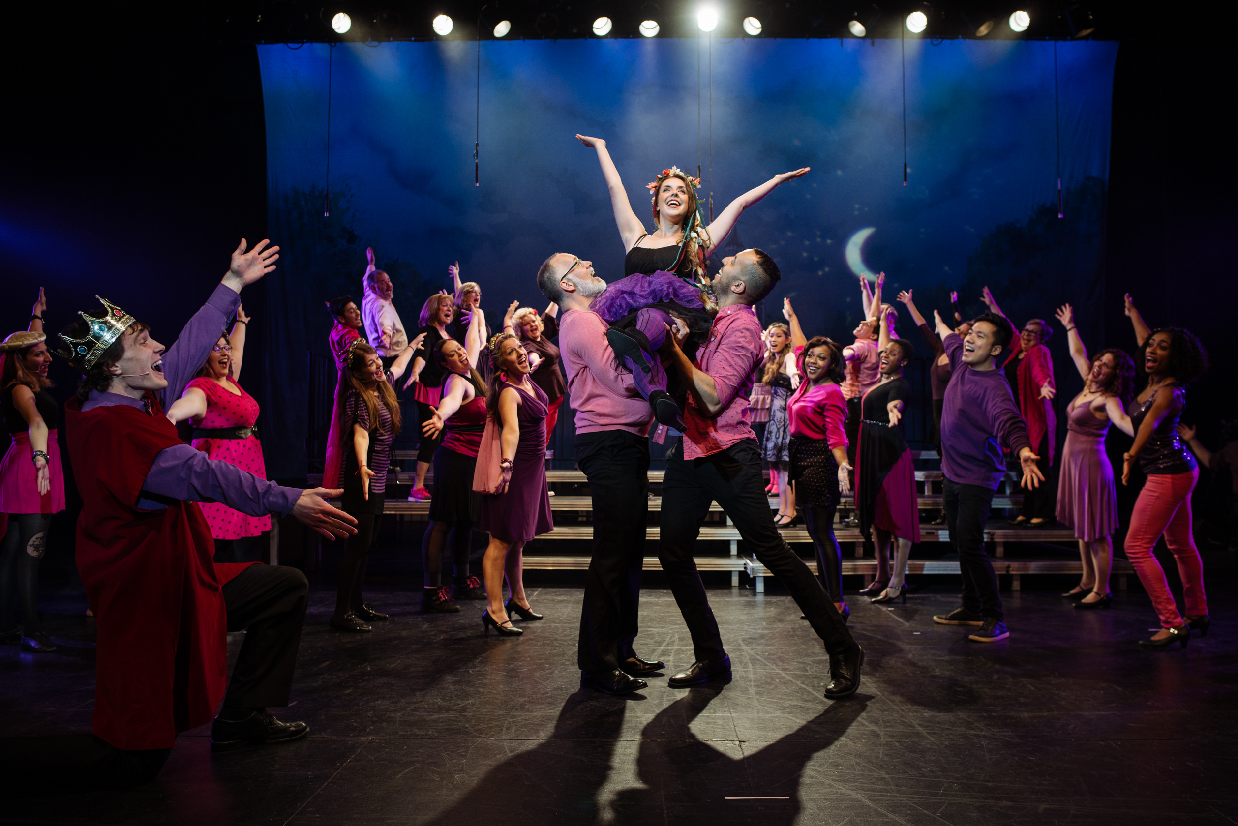 BWW Review: Lyric Theatre Singers Present HELLO BROADWAY! at the D.B. Clarke Theatre