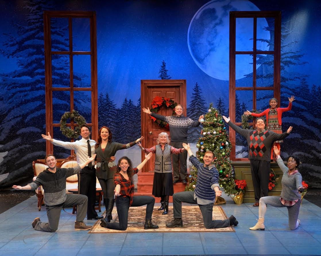 BWW Review: CHRISTMAS INN at Westchester Broadway Theatre