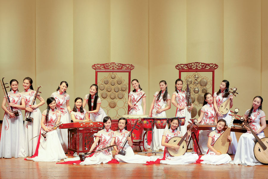 BWW Review: BUTTERFLY LADIES BAND – CHINESE NEW YEAR CONCERT 2017 at Dunstan Playhouse