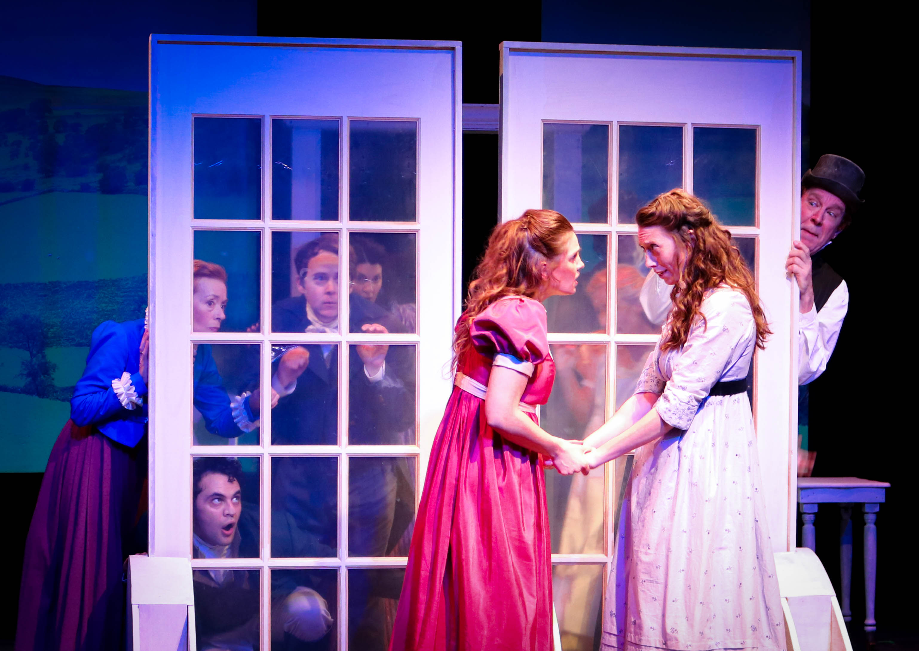 BWW Review: An Esteemed SENSE AND SENSIBILITY at Austin Playhouse