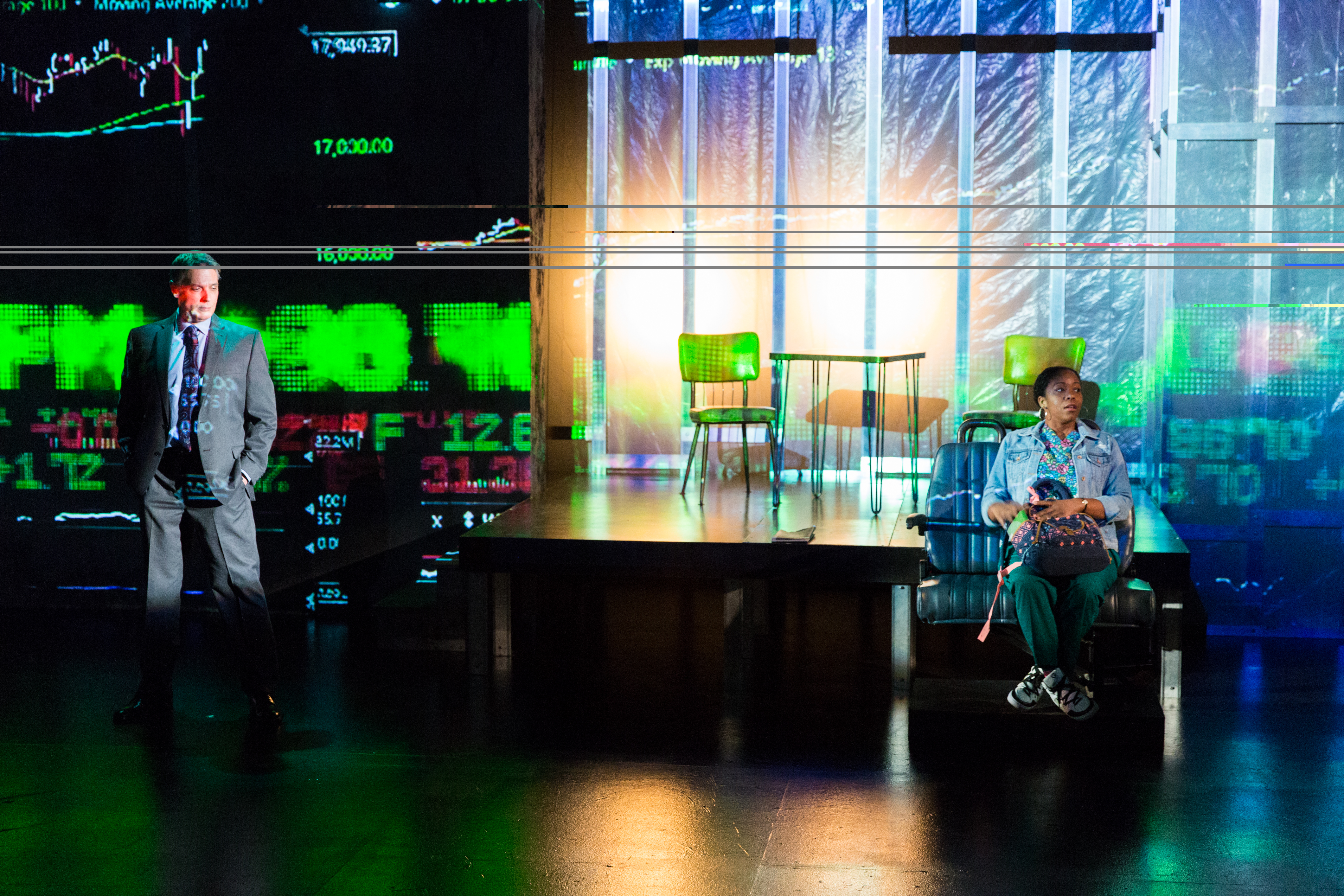 BWW Review: WHITE GUY ON THE BUS at Delaware Theatre Company