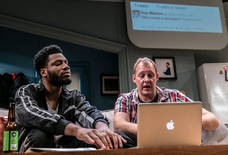 BWW Review: TWITSTORM, Park Theatre