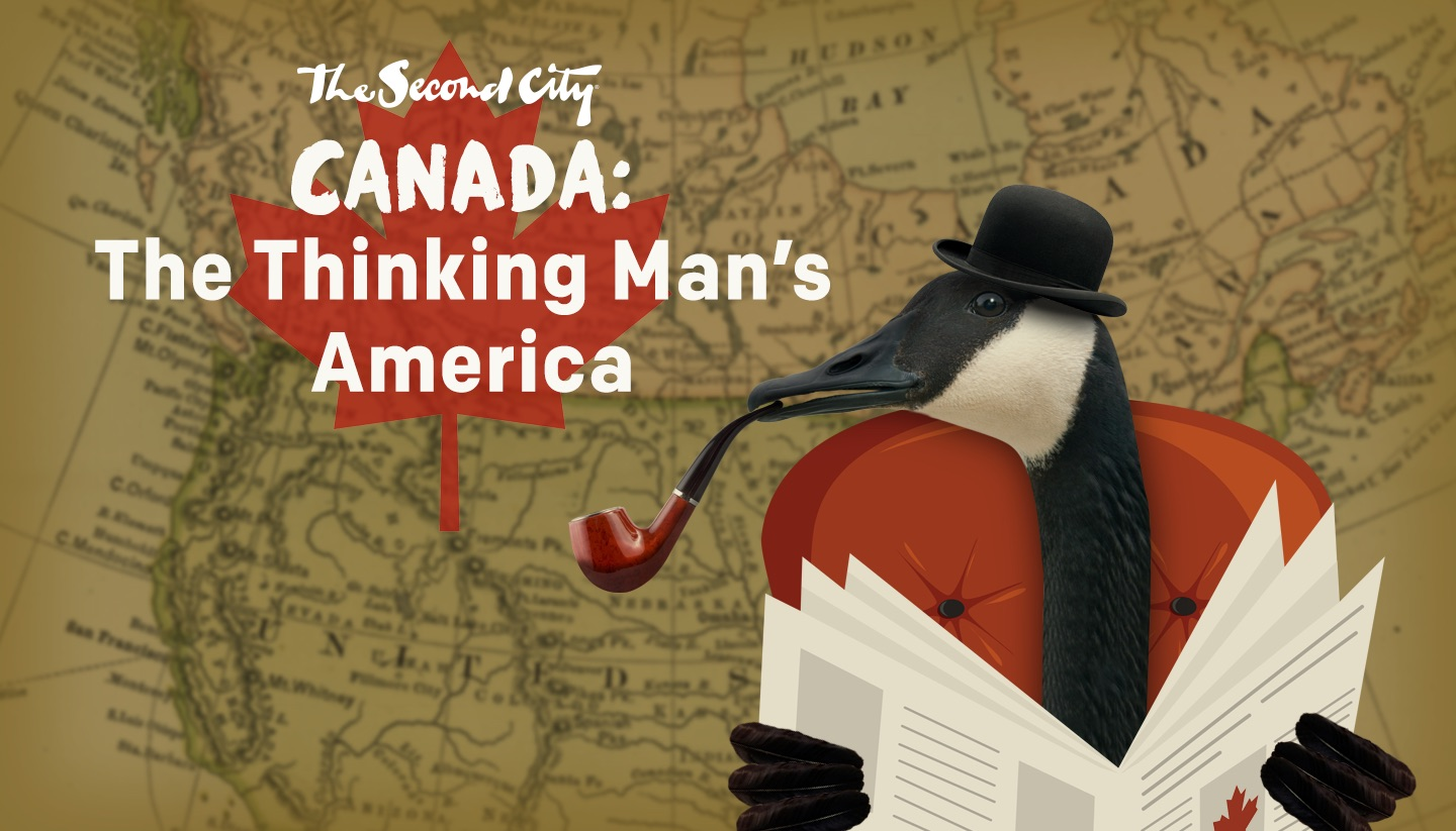 BWW Review: CANADA: THE THINKING MAN'S AMERICA at The Second City