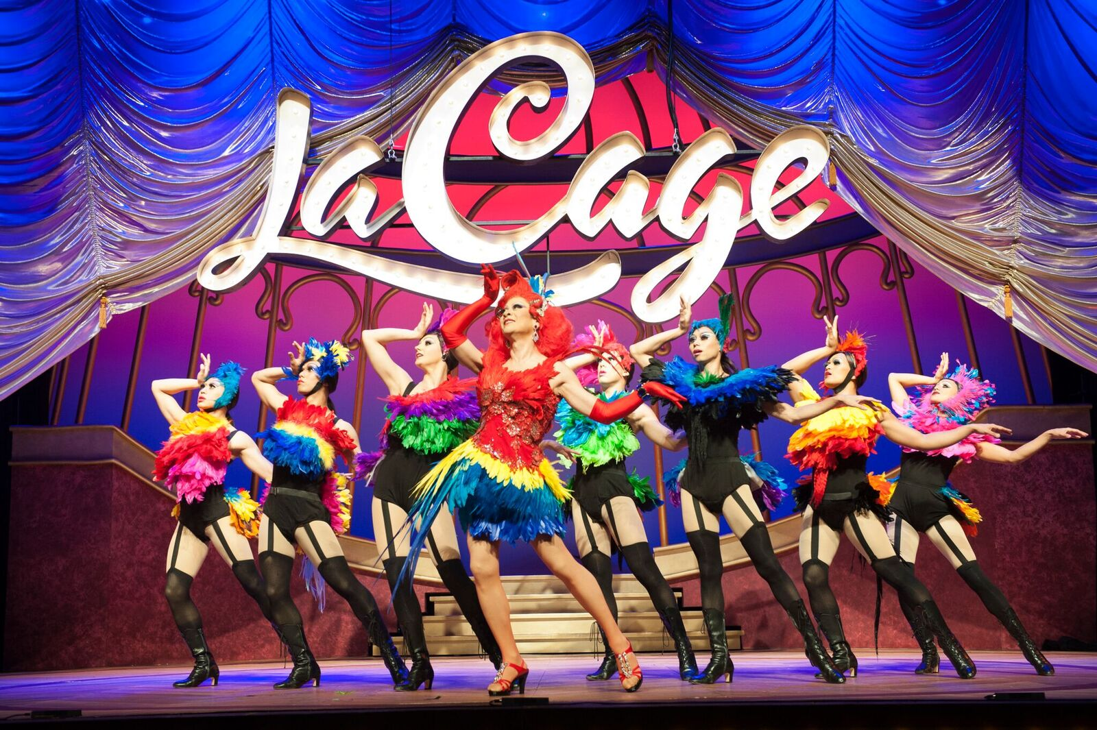 Regional Roundup: Top New Features This Week Around Our Broadway World 5/12 - LA CAGE AUX FOLLES in Singapore, LITTLE SHOP in Burmingham, and More!