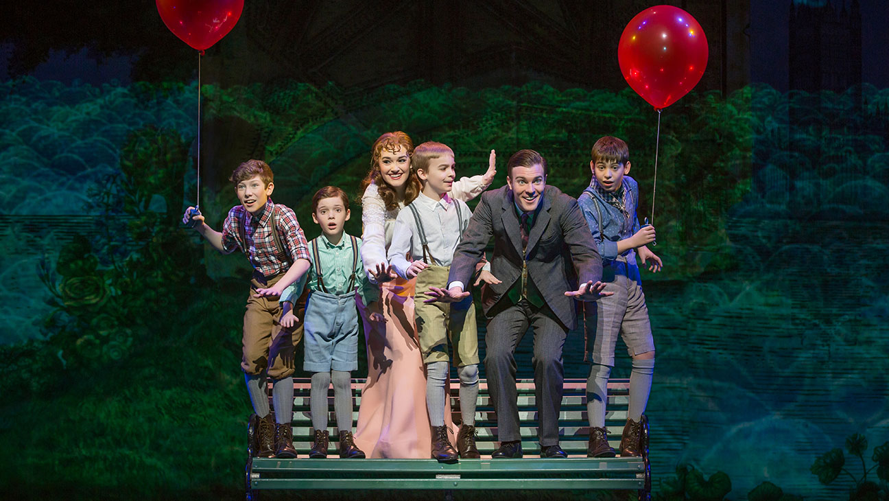 BWW Review: FINDING NEVERLAND at Fox Theatre